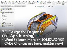 3D Design for Beginner