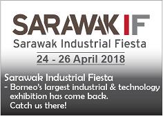 Sarawak's Industrial Fiesta