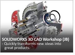SOLIDWORKS 3D CAD Workshop (JB)