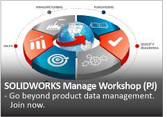 SOLIDWORKS Manage Workshop (PJ)