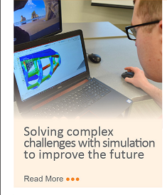 Solving Complex Challenges with Stimulation to improve the future