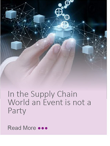In the Supply Chain World an Event is not a Party