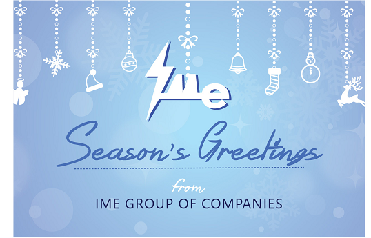 IME Season's Greeting
